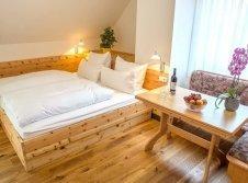 Doppelbett - Zimmer