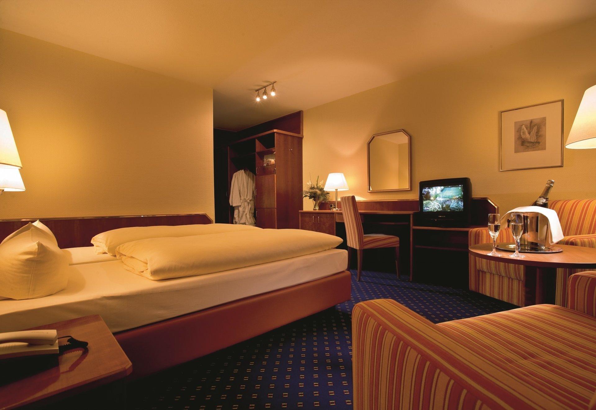 Kurztrip Im Bäder Park Hotel Sieben Welten Therme Spa Resort In