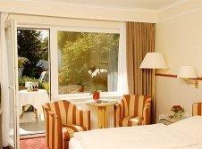 Doppelzimmer Komfort mit Terrasse