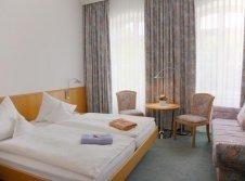Doppelzimmer als Einzelzimmer Komfort