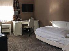 Doppelzimmer Einzelbetten