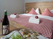 Doppelzimmer  Hotel & Restaurant Alpenglück