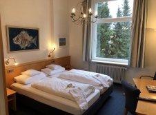 Doppelzimmer im AKZENT Hotel Am Hohenzollernplatz
