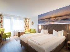 Doppelzimmer im Ringhotel Krone in Friedrichshafen-Schnetzenhausen