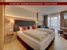 Doppelzimmer Komfort (28 qm²)  - Haupthaus & Gästehaus