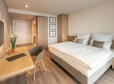 Doppelzimmer Komfort Berlöffel mit Balkon