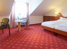 Doppelzimmer Komfort mit Rheinblick