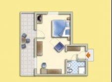 Doppelzimmer Landhaus Plus