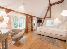 Doppelzimmer mit Gartenblick (Zimmer 2)