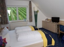 Doppelzimmer mit Weinberg-Blick