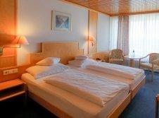 Doppelzimmer Standard mit Rheinblick