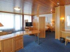 Doppelzimmer Superior mit Rheinblick