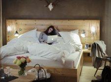 Doppelzimmer Wohlwelt Bauernhaus