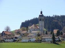 Dorf Kirche