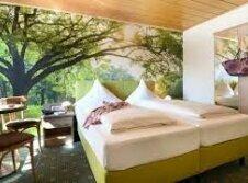 Dreibettzimmer im Gästehaus