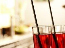 Drinks an der Bar