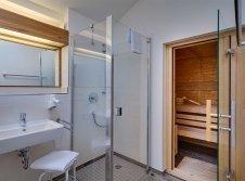 Dünenhaus- Bad mit Sauna