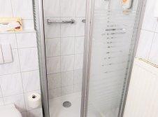 Dusche Doppelzimmer Komfort