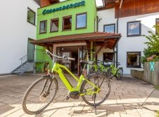 E-Mobilität im Biohotel Eggensberger