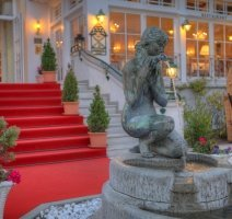 Eingang, Quelle: (c) Romantik Hotel Esplanade