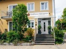 Eingang Gasthaus Ostermeier