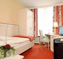 Einzelzimmer, Quelle: (c) Akzent Hotel Dorn