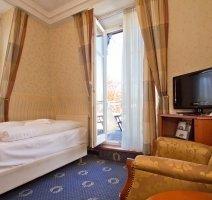 Einzelzimmer, Quelle: (c) Romantik Hotel Esplanade