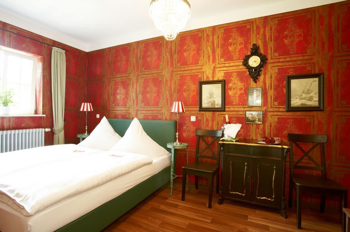 Hotel Gastwirtschaft Hotel Hallescher Anger In Naumburg