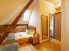 Einzelzimmer Komfort im Kavaliershaus