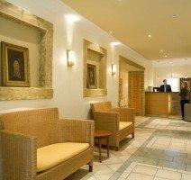 Empfang, Quelle: (c) IDINGSHOF Hotel & Restaurant