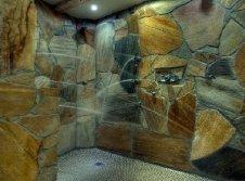 Erlebnisdusche Sauna