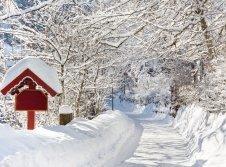 Erzgebirge Winter Urlaub