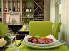 Feinschmeckergericht Restaurant Vinoble