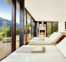 Feuerlounge, Quelle: (c) DolceVita Hotel Preidlhof