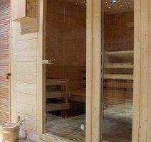 Finnische Sauna, Quelle: