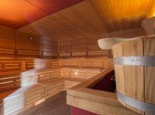 Finnische Sauna / Bio-Sauna