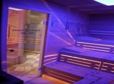 Finnland Sauna