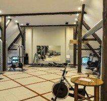 Fitness, Quelle: (c) AKZENT Schlosshotel Wiechlice