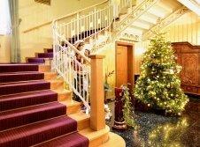Foyer Weihnachtsbaum