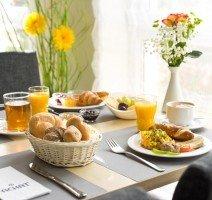 Frühstück, Quelle: (c) ACHAT Comfort Köln/Monheim