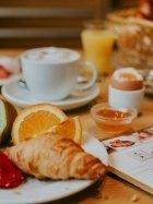 Frühstück im Hotel Drei Quellen Therme