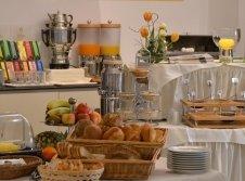 Frühstück im Hotel Zur Mühle Bad Breisig