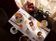 Frühstück im Parkhotel