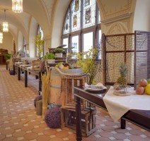 Lecker starten in den Tag, Quelle: (c) Schlosshotel Fürstlich Drehna
