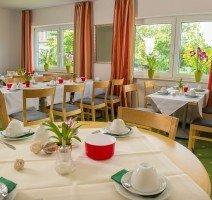 Frühstücksraum, Quelle: (c) Hotel Leo