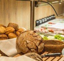 """Unsere Frühstücksraum """"Hahnenkorb"""", Quelle: (c) Hotel und Landgasthof zum Bockshahn"""