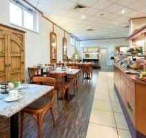 Frühstücksrestaurant, Quelle: (c) ACHAT Premium Neustadt/Weinstrasse