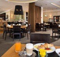 Frühstücksrestaurant, Quelle: (c) ACHAT Plaza Karlsruhe