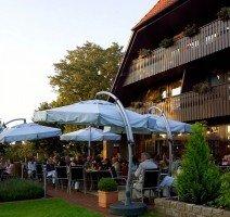 Garten-Terrasse, Quelle: (c) IDINGSHOF Hotel & Restaurant