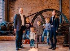 Gastgeberfamilie Getto-Stober